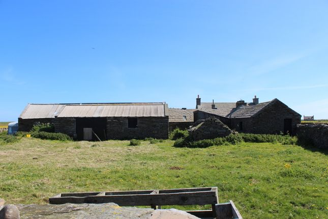 Thumbnail Cottage for sale in Rusness, North End, Sanday, Orkney