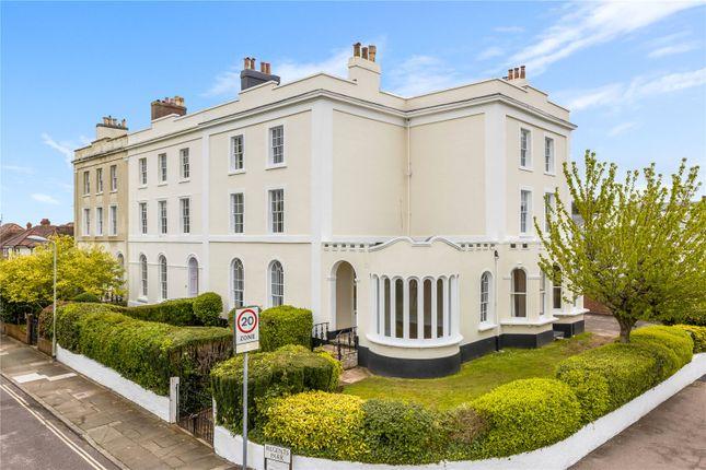 Thumbnail End terrace house for sale in Regents Park, Exeter