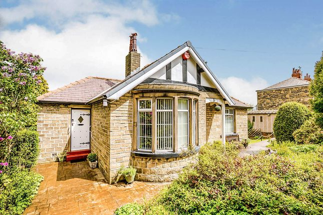 Thumbnail Bungalow for sale in Forest Road, Dalton, Huddersfield, West Yorkshire
