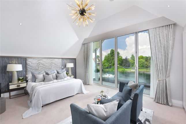 Thumbnail Property for sale in Waterfront Villas, Taplow Riverside, Mill Lane, Taplow, Maidenhead