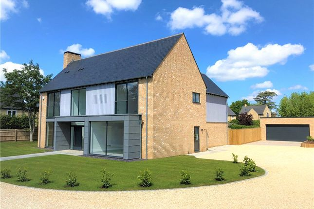 Thumbnail Detached house for sale in The Ridings, Bullockspit Lane, Southmoor, Abingdon