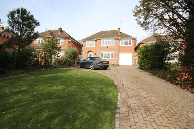 Thumbnail Detached house to rent in Pears Close, Kenilworth