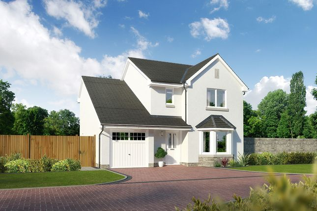 """Thumbnail Detached house for sale in """"Aberfoyle"""" at The Green, Berrymuir Road, Portlethen, Aberdeen"""