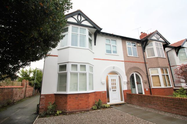 3 bed semi-detached house to rent in Laurel Grove, Hoole, Chester CH2