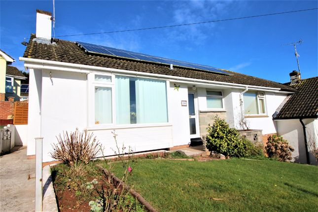 Thumbnail Semi-detached bungalow for sale in Brantwood Drive, Paignton