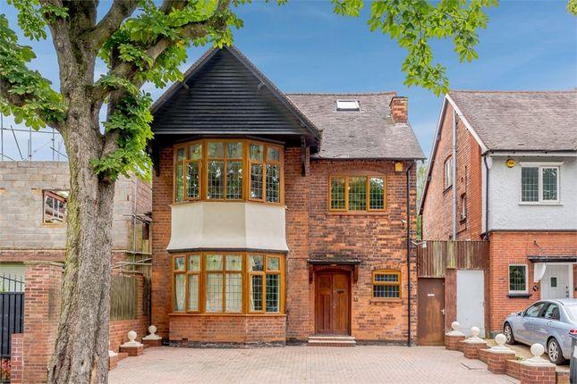 Thumbnail Detached house for sale in Somerset Road, Handsworth, Birmingham, West Midlands