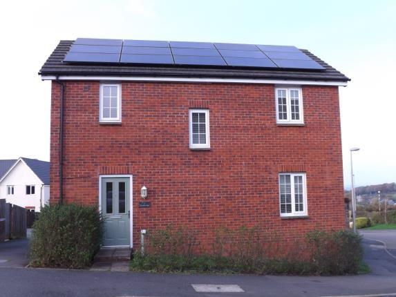 Thumbnail Detached house for sale in Okehampton, Devon