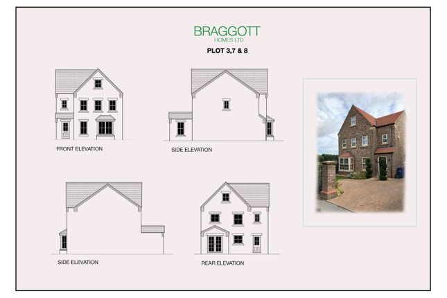 Thumbnail Detached house for sale in Chessington Gardens, Thorne Road, Edenthorpe, Doncaster