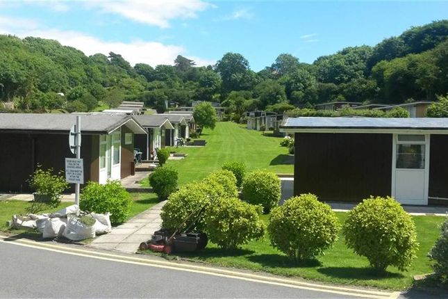 Thumbnail Property for sale in Summercliff Chalets, Caswell Bay, Swansea