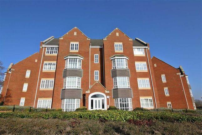 Thumbnail Flat to rent in Knaresborough Court, Bletchley, Milton Keynes