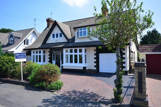 Thumbnail Property for sale in Curtis Road, Emerson Park, Hornchurch