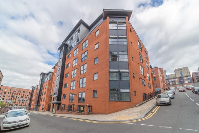 4 bed flat for sale in A19, Aspect, 3 Edward Street, Sheffield, South Yorkshire S3