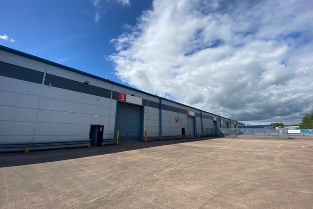 Thumbnail Industrial to let in Unit 3 Stephenson Street, Newport
