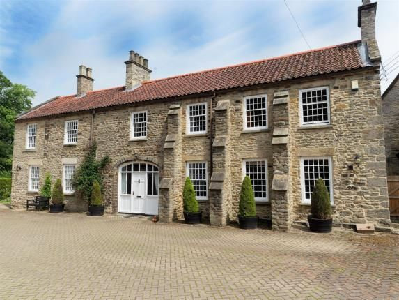 Thumbnail Detached house for sale in Fir Tree Grange, Howden Le Wear, Crook, Durham