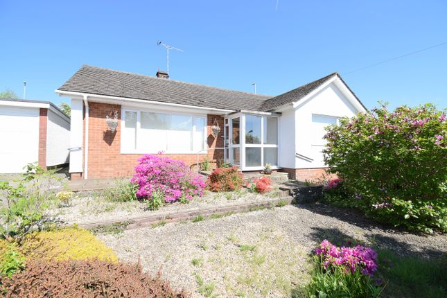 Thumbnail Detached bungalow for sale in Ashford Close North, Croesyceiliog, Cwmbran