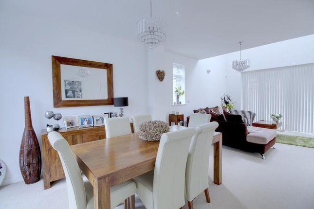 Dining Room Of Fox Gardens Bentley Doncaster DN5