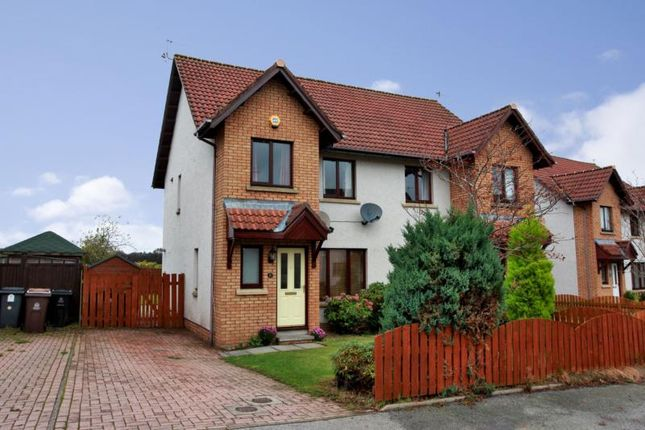 Thumbnail 3 bed semi-detached house to rent in Concraig Gardens, Kingswells