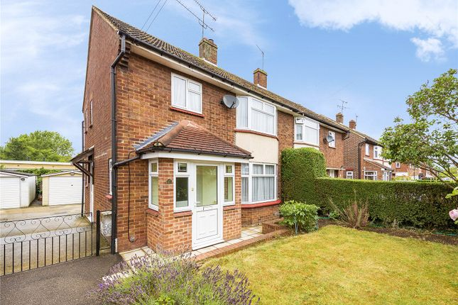 Thumbnail Semi-detached house for sale in Cripsey Avenue, Ongar, Essex