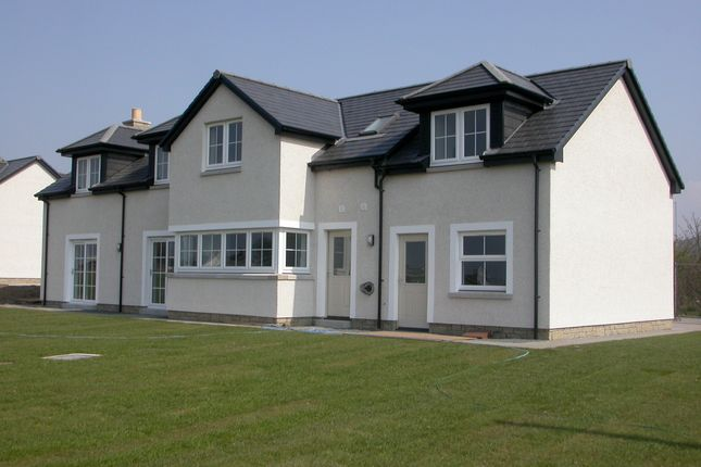 Thumbnail Detached house for sale in 1 & 1A, Golf Course Road, Girvan