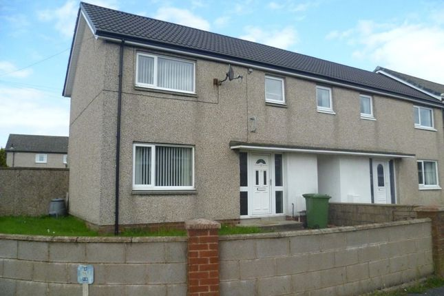 Thumbnail Semi-detached house to rent in Baffin Place, Eastriggs, Annan