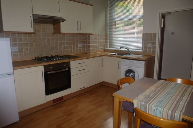 Thumbnail Terraced house for sale in Spalding Road, Nottingham