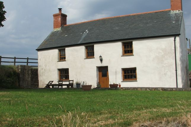 Thumbnail Detached house for sale in Crelly, Helston