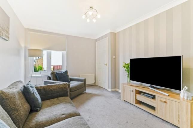 Lounge of Rosin Court, Kirkcaldy, Fife KY1