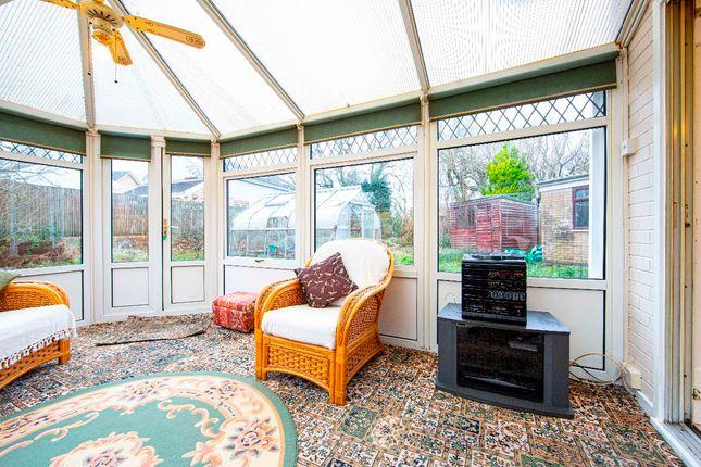 Thumbnail Semi-detached house for sale in Lon-Y-Llwyn, Nelson, Treharris