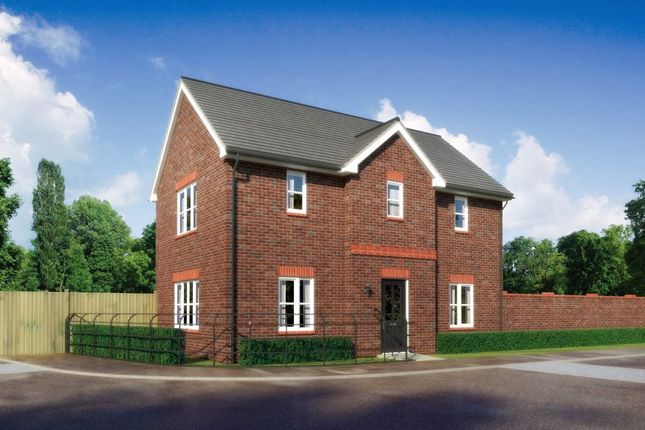 "Thumbnail Detached house for sale in ""Corrywood"" at Callenders Green, Scotchbarn Lane, Prescot"