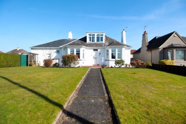 Thumbnail Detached house for sale in 46 Glenlyon Road, Leven, Fife