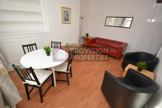 Thumbnail Terraced house to rent in Wetherby Place, Leeds