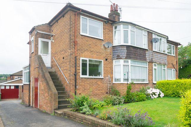 2 bed flat to rent in Carr Bridge Drive, Leeds LS16