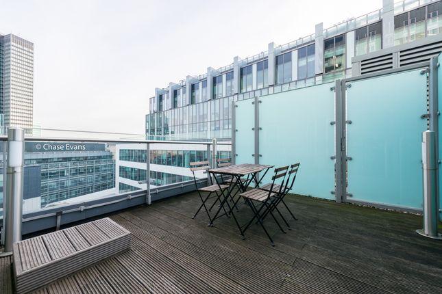 Balcony of One Osnaburgh Street, Regent's Park, London NW1