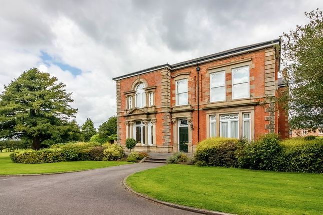 Thumbnail Flat for sale in No 7 The Croston, Runshaw Hall, Runshaw Hall Lane, Euxton, Chorley