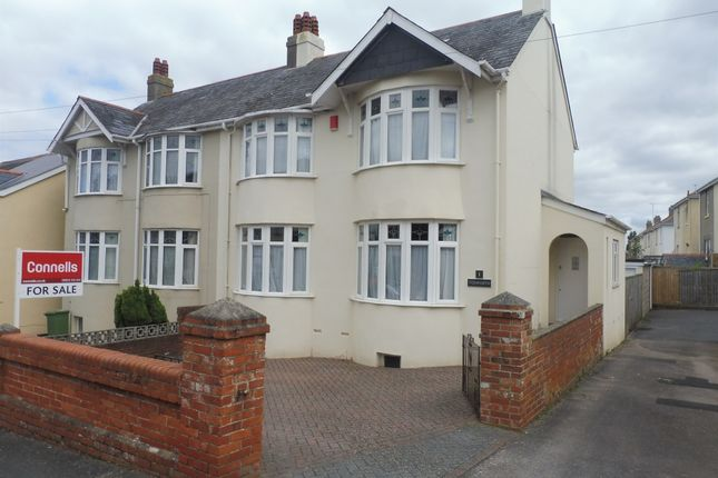 Thumbnail Semi-detached house for sale in Enfield Road, Torquay