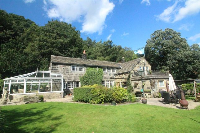 Thumbnail Detached house for sale in Heptonstall, Hebden Bridge