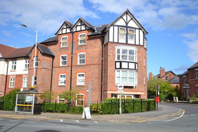 Thumbnail Flat for sale in Chorlegh Grange, Chapel Road, Alderley Edge