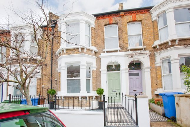Thumbnail Terraced house for sale in Shenley Road, London