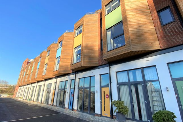 Thumbnail Town house for sale in Paintworks, Arnos Vale, Bristol