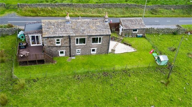 Thumbnail Cottage for sale in County House, Garrigill, Alston, Cumbria.