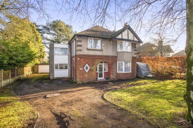 Thumbnail Detached house for sale in Preston Road, Clayton-Le-Woods, Chorley, Lancashire