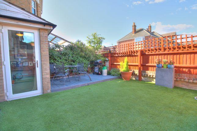 Garden 3 of Worthington Crescent, Parkstone, Poole BH14