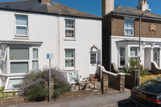 Thumbnail End terrace house for sale in Wellington Road, Deal