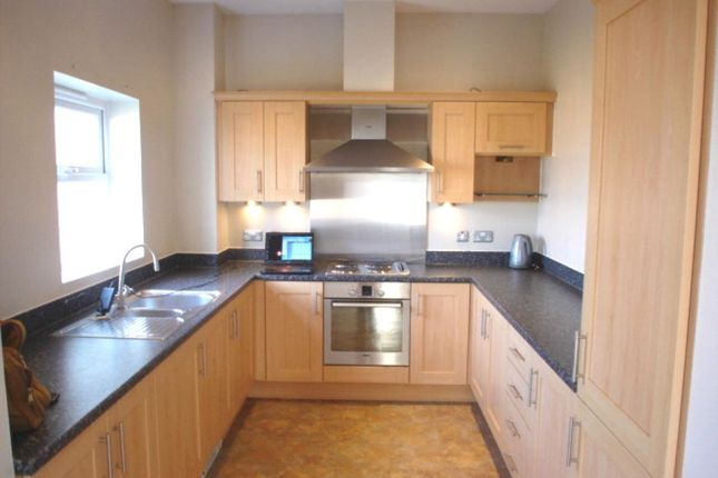 Thumbnail Flat to rent in Liverymen Walk, Greenhithe