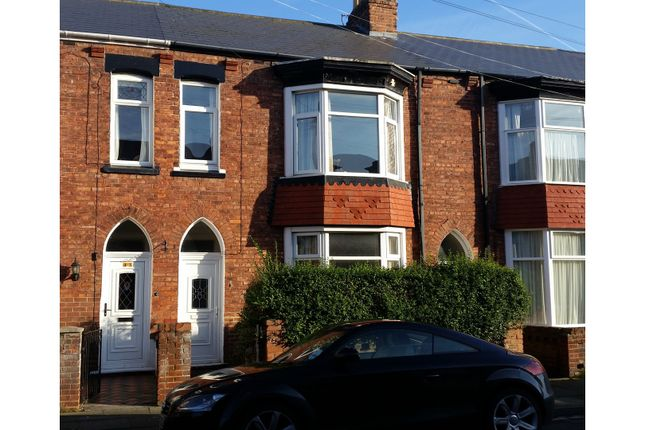 Thumbnail Terraced house for sale in Eamont Gardens, Hartlepool