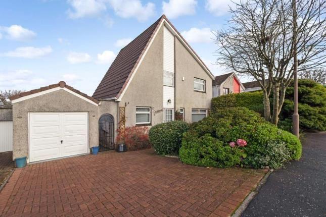 Thumbnail Detached house for sale in Belmont Avenue, Shieldhill, Falkirk