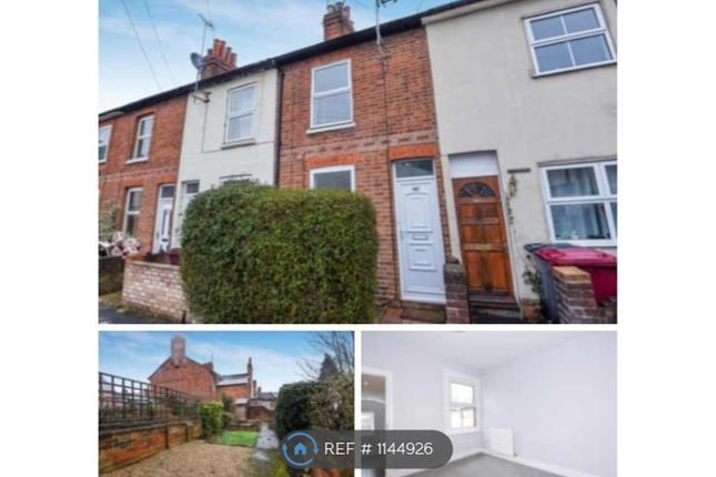 Thumbnail Terraced house to rent in Reading, Reading