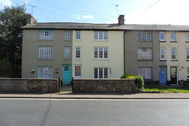 Thumbnail Terraced house for sale in The Street, Rickinghall, Diss
