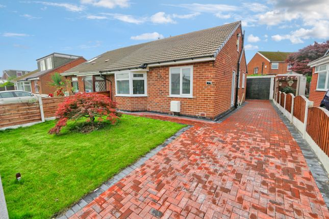 2 bed semi-detached bungalow for sale in Sunningdale Drive, Irlam, Manchester M44