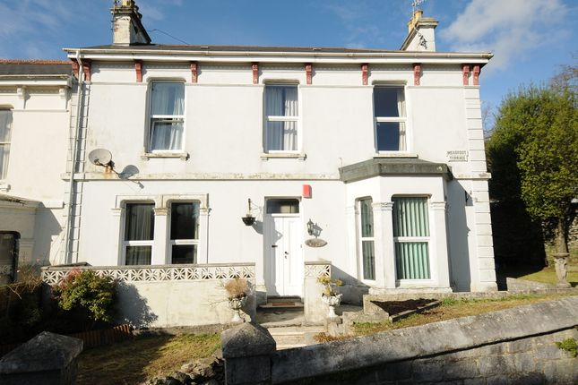 Thumbnail End terrace house for sale in Meadfoot Terrace, Plymouth